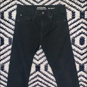 🍁SALE!🍁- Black Levi's Skinny Jeans Sz 12